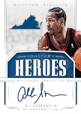 2018-19 Panini National Treasures Basketball Cards 5