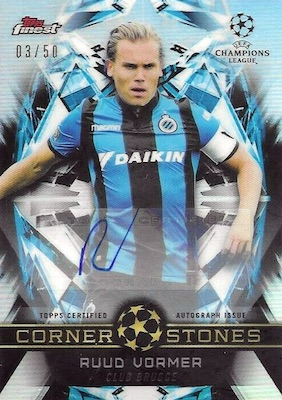 2018-19 Topps Finest UEFA Champions League Soccer Cards 28
