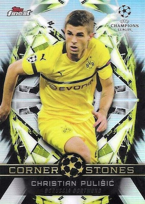 2018-19 Topps Finest UEFA Champions League Soccer Cards 4