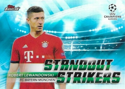 2018-19 Topps Finest UEFA Champions League Soccer Cards 5
