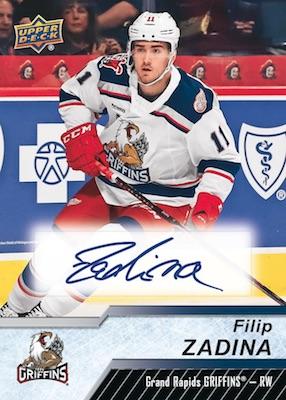 2018-19 Upper Deck AHL Hockey Cards 3