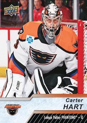 2018-19 Upper Deck AHL Hockey Cards 1