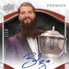 2018-19 Upper Deck Premier Hockey Cards