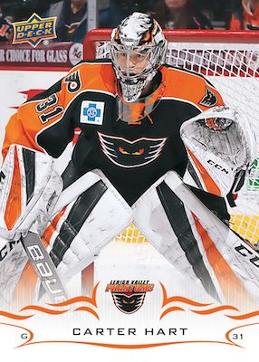 2018-19 Upper Deck Hockey Stadium Giveaway Cards Team Checklist 20