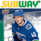 2018-19 Upper Deck Subway Vancouver Canucks Hockey Cards