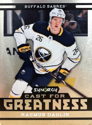 2018-19 Upper Deck Synergy Hockey Cards 6