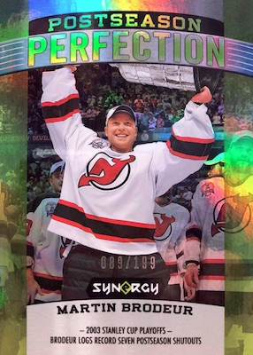 2018-19 Upper Deck Synergy Hockey Cards 33