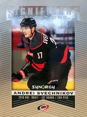 2018-19 Upper Deck Synergy Hockey Cards 34