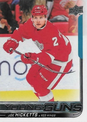 2018-19 Upper Deck Young Guns Rookie Checklist and Gallery 71
