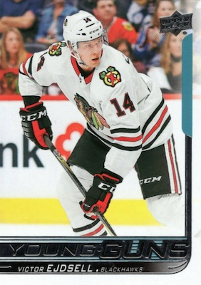 2018-19 Upper Deck Young Guns Rookie Checklist and Gallery 83