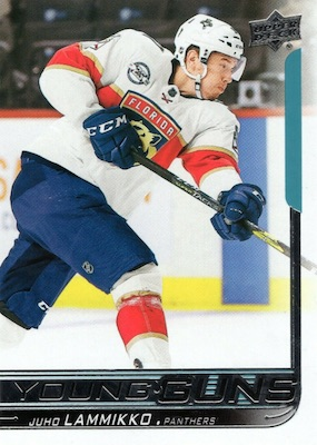 2018-19 Upper Deck Young Guns Rookie Checklist and Gallery 87
