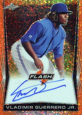 Top Options Before the Vladimir Guerrero Jr. Rookie Cards 8
