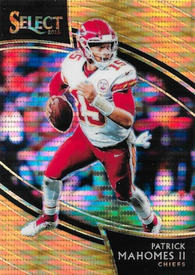 2018 Panini Select Football Cards 29