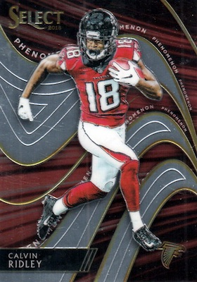 2018 Panini Select Football Cards 38