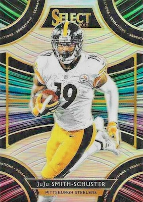 2018 Panini Select Football Cards 40