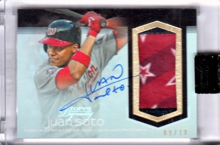 Juan Soto Rookie Cards Checklist and Top Prospect Cards 12