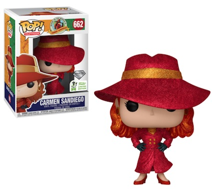 2019 Funko Emerald City Comic Con Exclusives Gallery and Checklist 23