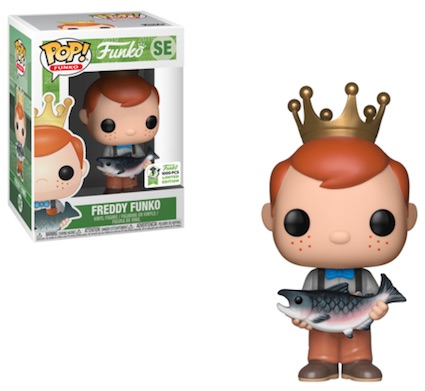 2019 Funko Emerald City Comic Con Exclusives Gallery and Checklist 28