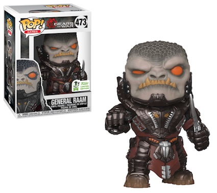 Ultimate Funko Pop Gears of War Figures Guide 18