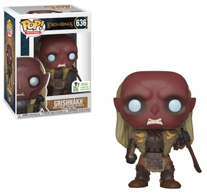 2019 Funko Emerald City Comic Con Exclusives Gallery and Checklist 43