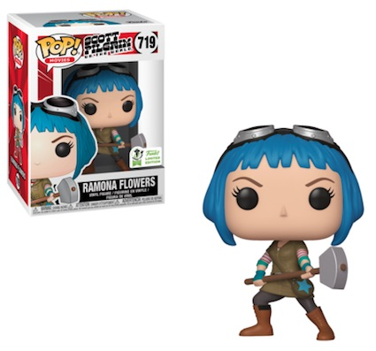 Funko Pop Scott Pilgrim vs. the World Vinyl Figures 15