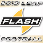 2019 Leaf Flash Football Cards