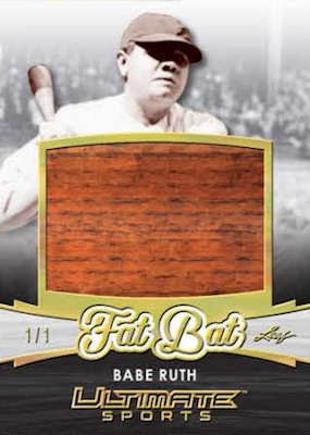 2019 Leaf Ultimate Sports Cards 5