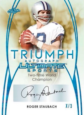 2019 Leaf Ultimate Sports Cards 3