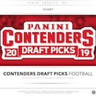 2019 Panini Contenders Draft Picks Football Cards