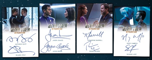 2019 Rittenhouse Star Trek Discovery Season 1 Trading Cards - Updated Checklist 4