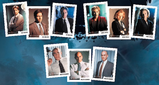 2019 Rittenhouse The X-Files Archives Classic Autographs Cards 4
