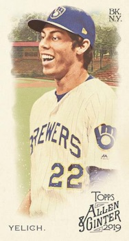 2019 Topps Allen & Ginter Baseball Cards 4
