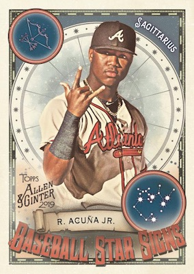 2019 Topps Allen & Ginter Baseball Cards 7