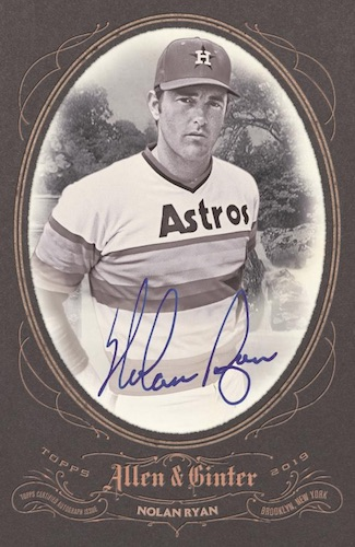 2019 Topps Allen & Ginter Baseball Cards 13