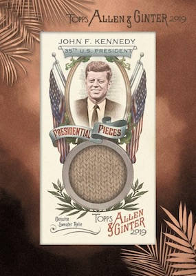 2019 Topps Allen & Ginter Baseball Cards 11