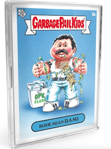 2019 Topps Garbage Pail Kids Not-Scars Trading Cards 1