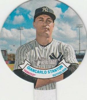 2019 Topps Heritage Baseball Cards 40