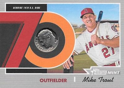 2019 Topps Heritage Baseball Cards 8