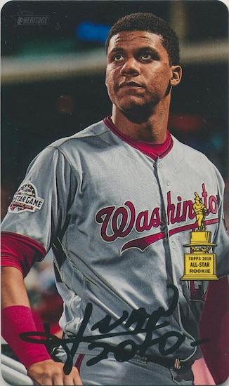 2019 Topps Heritage Baseball Cards 9