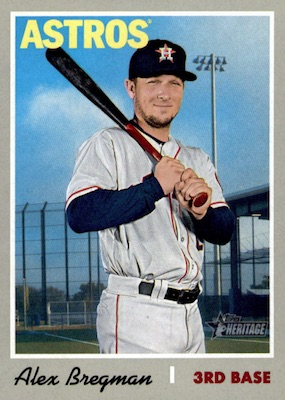 2019 Topps Heritage Baseball Variations Gallery and Checklist 33