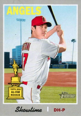 2019 Topps Heritage Baseball Variations Gallery and Checklist 147