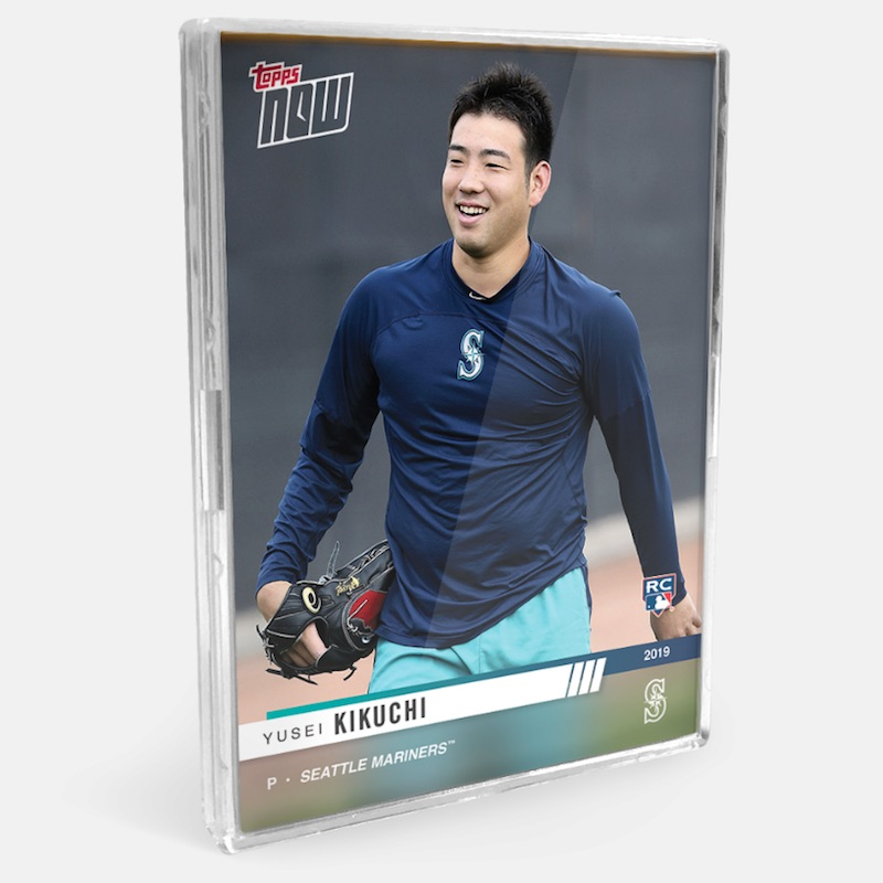 4f9231df 2019 Topps Now Road to Opening Day Checklist, Autographs, Print Runs
