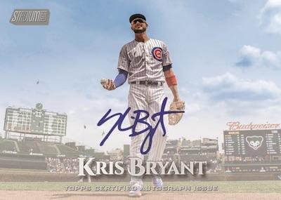 2019 Topps Stadium Club Baseball Cards 4