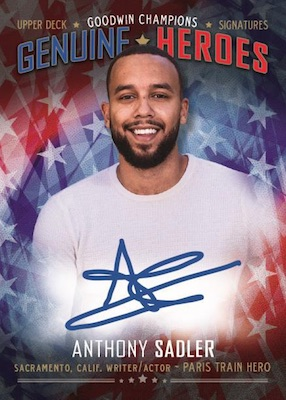 2019 Upper Deck Goodwin Champions Trading Cards 4