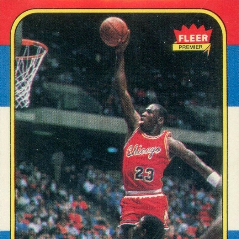 f742372be55 50 Hottest Michael Jordan Cards Tracker, Best Cards, Most Watched List