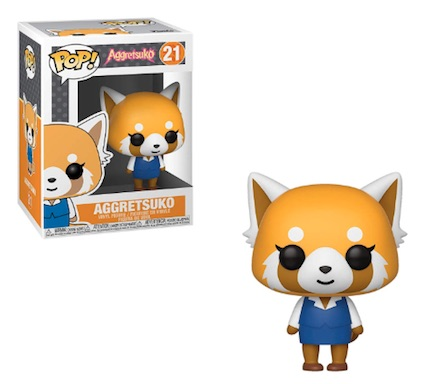 Funko Pop Aggretsuko Vinyl Figures 2