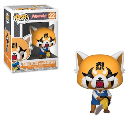 Funko Pop Aggretsuko Vinyl Figures 3