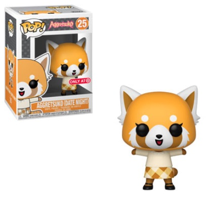 Funko Pop Aggretsuko Vinyl Figures 6