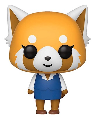 Funko Pop Aggretsuko Vinyl Figures 1