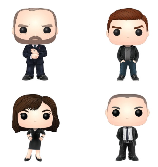 Funko Pop Billions Vinyl Figures 1